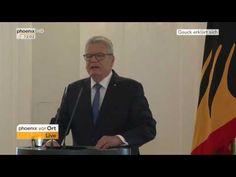 Statement Joachim Gauck  Kein Antritt zur zweiten Amtszeit am 06 06 2016 Beautiful People Quotes, Joachim Gauck, Statements