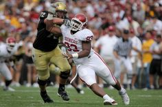 Former Sooner Gerald McCoy has some shade for Ohio State DC Greg Schiano after Sooners' win