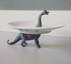 Dinosaur cookieplate
