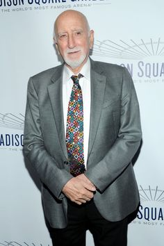 Dominic Chianese attends the Madison Square Garden Transformation Unveiling at Madison Square Garden on October 2013 in New York City. Dominic Chianese, Madison Square Garden, New York City, Paradise, October, New York, Nyc, Heaven