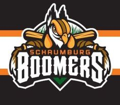 Schaumburg Boomers Primary Logo on Chris Creamer's Sports Logos Page - SportsLogos. A virtual museum of sports logos, uniforms and historical items. Best Baseball Player, Minor League Baseball, Sports Baseball, Baseball Teams, Baseball Nails, Baseball Guys, Baseball Videos, Baseball Tickets, Baseball Quotes