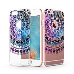 iPhone 6s Case, iPhone 6 Clear Case, MOSNOVO Totem Galaxy…