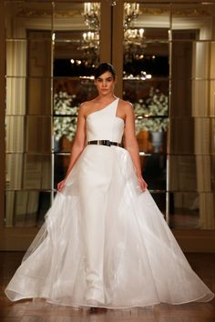 Kleinfeld Bridal carries the largest selection of couture wedding dresses, designer exclusives, plus size wedding gowns, headpieces and accessories. Romona Keveza Wedding Dresses, 2015 Wedding Dresses, Wedding Dress Styles, Designer Wedding Dresses, Bridal Dresses, Wedding Gowns, Wedding Blog, Wedding Planner, Wedding Pantsuit