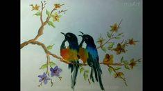 Belajar Melukis Menggunakan Cat Air Menggambar Burung Bag 1 Youtube Coloring Pages For Kids, Diy And Crafts, Wallpaper, Cats, Painting, Youtube, Gatos, Colouring Pages For Kids, Coloring For Kids