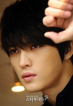 The Stunning Jaejoong Kim (member of JYJ) wow.