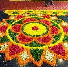 Welcome Home Decorations, Diy Diwali Decorations, Festival Decorations, Flower Decorations, Pookalam Design, Janmashtami Decoration, Housewarming Decorations, Diwali Diy, Rangoli Designs Diwali