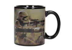 Star Wars Episode 7 Tasse Stormtroopers Battle Schwarz