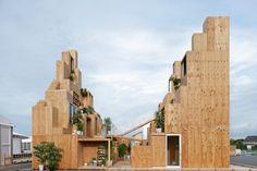 Kenya Hara's House Vision - Wohnexperimente von Kengo Kuma, Sou Fujimoto, Atelier Bow-Wow in Tokio