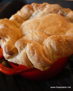 Venison Pot Pie