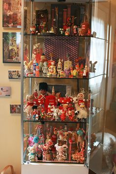 Toy Display Collection