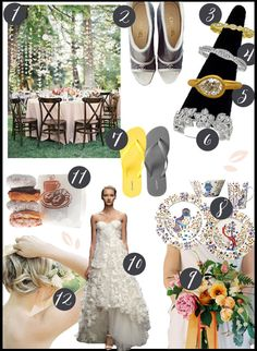{ things i loved this week - wedding edition } on the blog...www.mstarreventdesign.com
