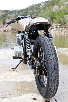 Honda CB550K