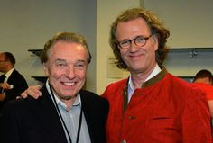 Karel Gott and Andre Rieu Gott Karel, Star Wars, Rest In Peace, Idol, Celebrity, Gatos, Yesterday And Today, Celebs, Starwars