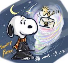 Snoopy Potter!