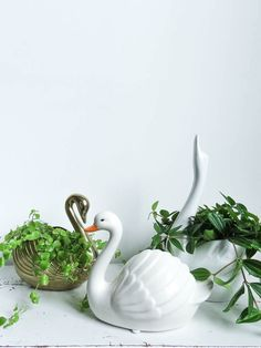 May and fay blog interior accessoiries swans plantpots shoplog