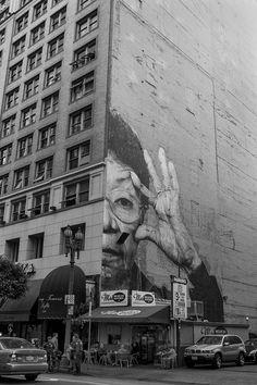 """https://flic.kr/p/jgBwYy   AHP Los Angeles 09   Los Angeles CA """"City Street"""""""