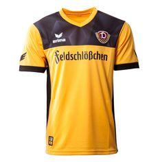 SG Dynamo Dresden Erima 2017-18 Heimtrikot - Todo Sobre Camisetas