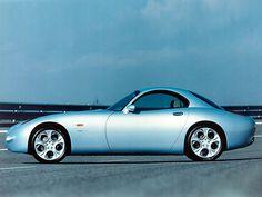 Alfa Romeo Nuvola by de Silva (1996)