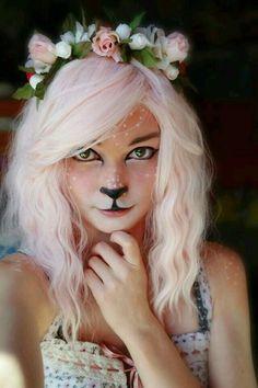 Untitled || Via Tumblr  @ http://www.amazon.com/dp/B007FMC8I8/?tag=googoo0f-20 #pink hair  #pink
