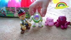Amazing Boy opens Surprise Eggs with Toys Inside - Let's Play with Pisoth