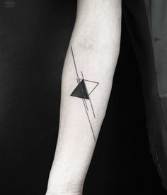 Tattoo ideas geometric tattoo tattoos, glyph tattoo и triang Subtle Tattoos, Small Tattoos, Tattoos For Guys, White Tattoos, Arm Tattoos, Body Art Tattoos, Tribal Tattoos, Tatoos, Geometric Tattoos Men
