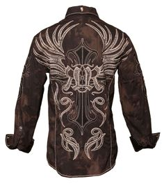 amazing embroidery! - available at flyclothing.com