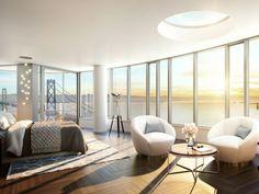 LUMINA Penthouse with Landmark Views, San Francisco CA Condominium - San Francisco Real Estate