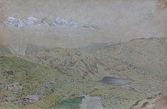 Resultado de imagen de eugène viollet-le-duc aquarelles