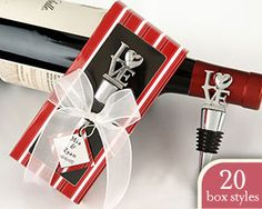wine stopper wedding favor