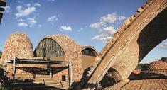 Mapungubwe Interpretation Centre, Mapungubwe, 2009 - Peter Rich Architects