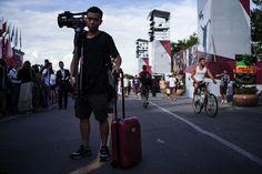 Crash Baggage. Insiders of the 70 venice film festival