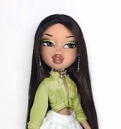 """Exceptional """"real life baby dolls"""" information is offered on our internet site. Bad Girl Aesthetic, Aesthetic Grunge, Aesthetic Fashion, Aesthetic Clothes, Pink Aesthetic, Bratz Doll Makeup, Bratz Doll Outfits, Colorfull Wallpaper, Black Bratz Doll"""