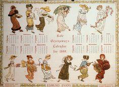 1899 calendar - Google Search