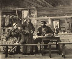 Moscow Art Theatre, 1902: Tolstoy, The Power of Darkness