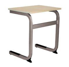 De meeste tafels hebben we schoongemaakt in de school. Sommige lokalen waren erg warm dus dat was een minpunt.