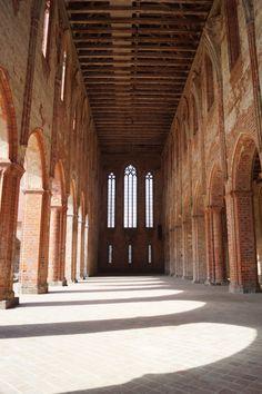 Kloster Chorin Berlin, Bunt, Places, Happy, Ruins, Small Entry, Brandenburg, Tourism, Road Trip Destinations