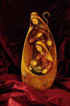 Nativity; would love to find this for my friend as a gift! Not religious myself…