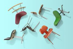 Eames Design: The JF Chen Collection, 10 September 2015 < Auctions | Wright