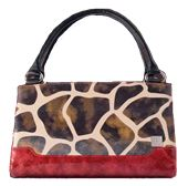 Miche Bags! I have this one and really like it ... specially since Giraffe print is my favorite in all things.