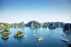 Many people appreciate that Vietnam Tours give them a taste of the urban life of Vietnam and the country life as well.