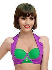 DC Comics The Joker Swim Top,