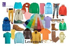 """Lentetype man. Spring color type men."" by roorda on Polyvore featuring mode, GANT, Polo Ralph Lauren, Dunn, Lacoste L!VE, Brooks Brothers, Salvatore Ferragamo, Forzieri, Michael Kors en Kiton"