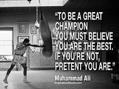 #Muhammed #Ali #Quote #Motivation #Boxing #Champion #Winner #Inspiration