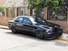 BENZTUNING: Mercedes-Benz W202 Turbo Shadowline                                                                                                                                                                                 More