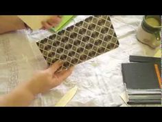 ▶ 6 Pocket Craft Folder for your Midori Traveler's Notebook ( or Filofax, or any…