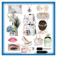 """""""Springtime Flowers 🌺"""" by dancergirl172 ❤ liked on Polyvore featuring Call it SPRING, Dolce&Gabbana, Karl Lagerfeld, New Directions, Bling Jewelry, Oxford, Diane James, Casetify and Marc Jacobs"""