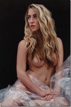 Incredible Hyper-Realistic Paintings by Robin Eley