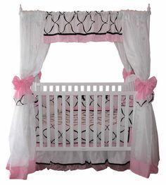 Princess Canopy Crib