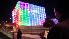 Building Becomes a Playable Rubik's Cube
