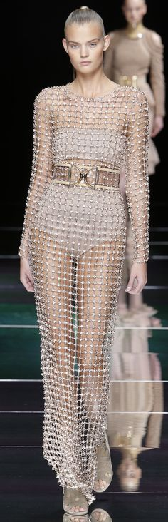 Balmain 2016 RTW--- favorite. WOW